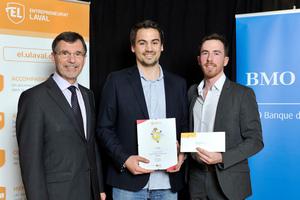 Notre première bourse : le concours d'idées d'entreprises !
