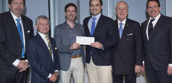 Femtum won the 1st prize of prestigious Pierre-Péladeau grant (50 000$)!